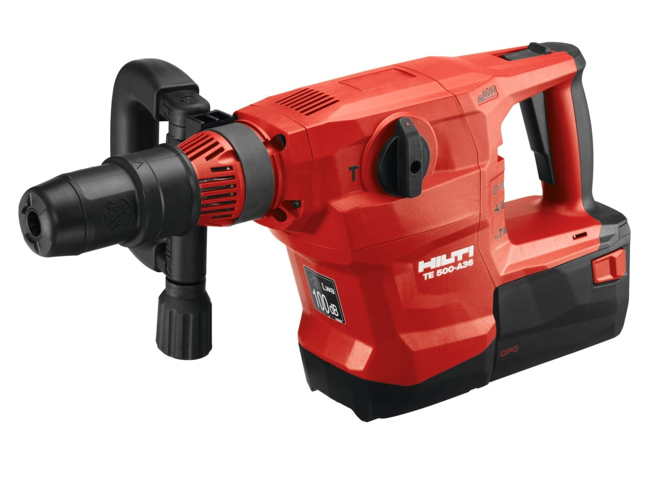 Introducing the TE 500-A36 Cordless Breaker